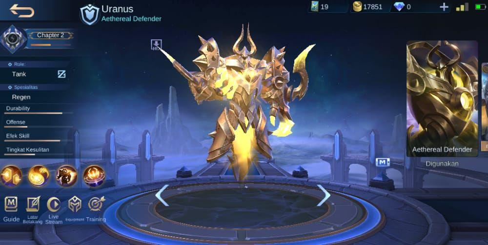 Hero Late Game Paling Populer di Setiap Role Mobile Legends