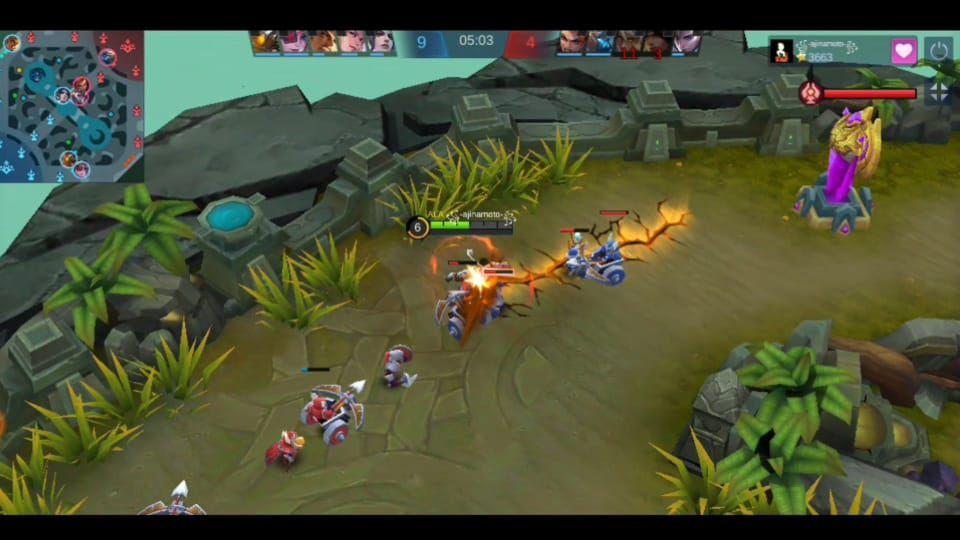 Tips GG Menggunakan Hero Gatotkaca