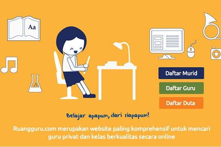 Paket Internet untuk Belajar Online