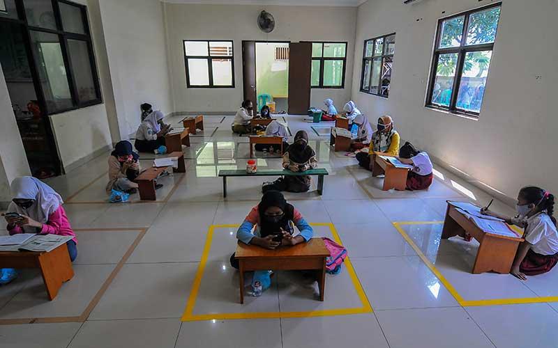 Kelurahan Jatirahayu Sediakan Internet Gratis untuk Siswa