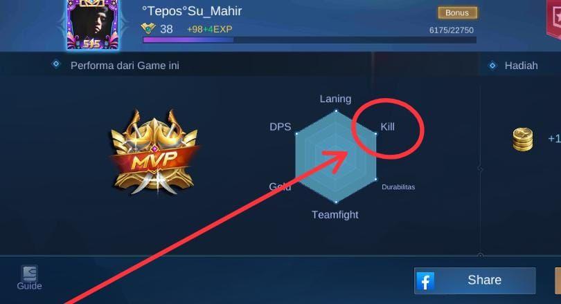 Cara Agar Selalu Mendapatkan MVP saat Bermain